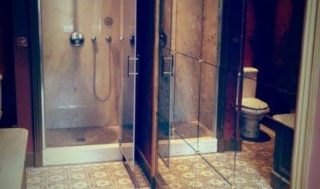 Salle de bain clé en main à Autun